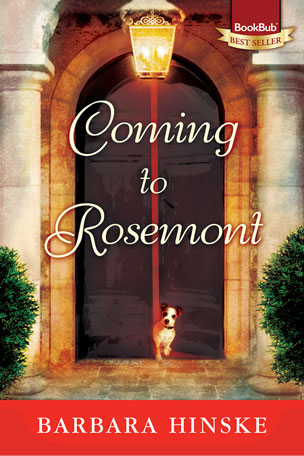 Coming to Rosemont by Barbara Hinske - Book Cover Image