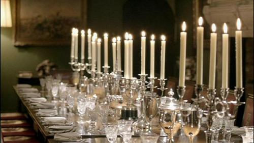 Downton Abbey Inspired Dinner Party Anyone? - Barbara