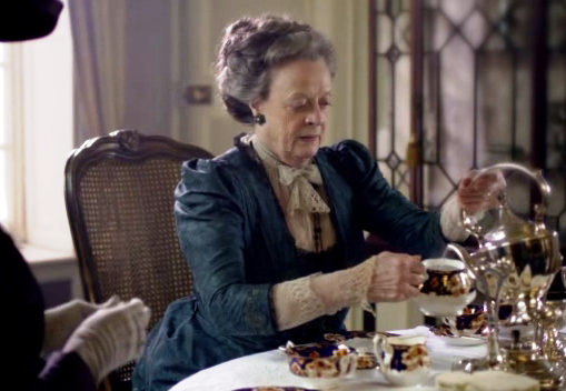 Silver and Scotch, Downton Abbey