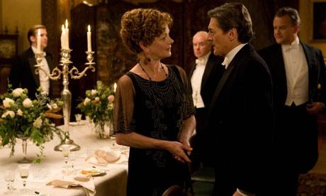 Silver and Scotch, Downton Abbey