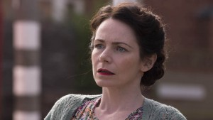 ITV STUDIOS PRESENTS HOME FIRES SERIES 2 Pictured: CLARE CALBRAITH as Steph Farrow This image is the copyright of ITV and must only be used in relation to HOME FIRES SERIES 2.